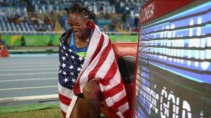 Олимпийска шампионка се скри от допинг контрол, аут е за 1 година