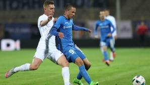 Станислав Иванов: Искам да стана шампион с Левски