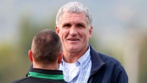 Сашо Везенков: Няма да играем Шампионска лига извън Бургас