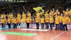 Ники Пенчев и СКРА Белхатов с тежка загуба във финал №1 в Полша пред над 9500 зрители (видео + снимки)