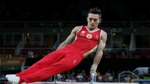 Три медала за Русия в първия ден на ЕП по спортна гимнастика