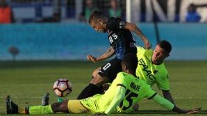Аталанта прекърши Болоня в мач с пет гола (видео)