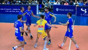 Иван Колев и Ница загубиха полуфинал №1 във Франция