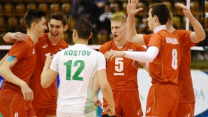 България изпусна фаворита Италия на старта на Евро 2017
