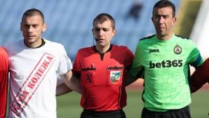 Георги Петков и догодина ще е на вратата на Славия
