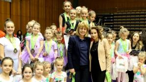Повече от 300 гимнастички участваха на детския турнир Simona Cup
