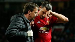 Юнайтед ще окаже пълна подкрепа на Ибра, но няма да му предложи нов договор