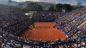 """Тенис турнирът в Барселона - силен почти колкото """"Мастърс"""""""