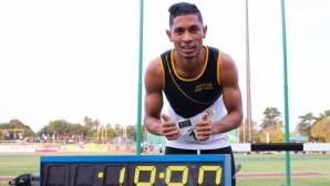 Уейд ван Нийкерк с най-добър резултат в света за сезона на 200 м