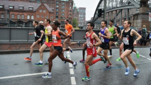 Етиопец победи олимпийския шампион в маратона на Хамбург