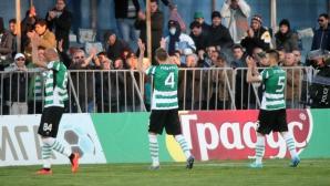 Черно море окупира четвъртото място след драма в Каварна (видео)