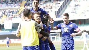 Торино нанесе пета поредна загуба на Киево (видео)