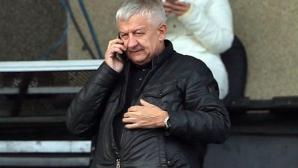 Крушарски: Локо Пд не участва в уредени мачове