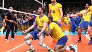 Подмладена Бразилия атакува Световната лига