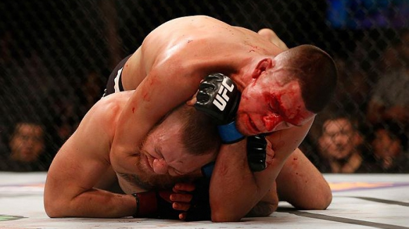 Наказанието на Нейт Диас след UFC 202 също ще бъде намалено