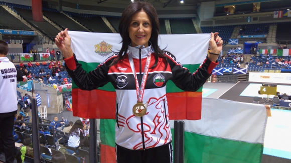 Соня Ребело донесе първото злато за България на европейското първенство по таекуон-до