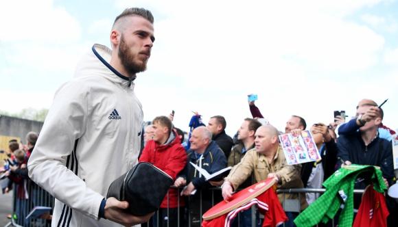 Де Хеа вече е помолил Ман Юнайтед да го пусне в Мадрид