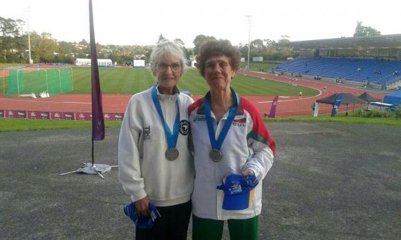 Българските спортисти ветерани се завърнаха с 11 медала от Оклънд