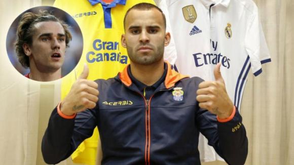 Хесе: Гризман не е за Реал Мадрид, там има по-добри