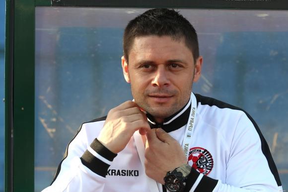 Александър Димитров: Не заслужавахме да загубим