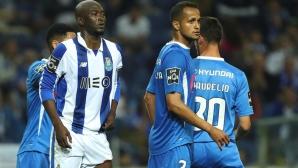 Провал за Порто, Бенфика запази преднината си
