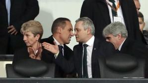 Президентът на Лудогорец: Преговаряме за Кафу с водещи клубове от Англия, Италия и Франция, трансферната сума е 12 млн. евро