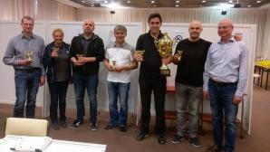 Най-добрите български отбори по спортен бридж премериха сили в Пловдив