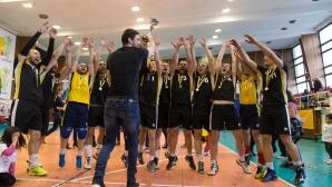 Evilball триумфира с титлата във Volley Mania