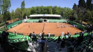 Националният тенис център – домакин на турнирите на ИТЛ