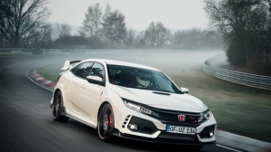 "Honda Civic Type R с нов рекорд на ""Нюрбургринг"" (видео)"