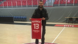 Маринов взе №13 в Лил и получи похвали от треньора