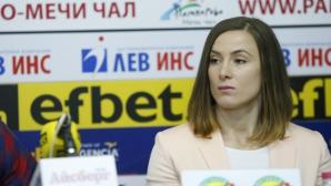 Ивелина Илиева: Разбрах, че не съм робот
