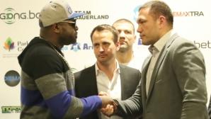 Нисе Зауерланд: Пулев трябва да се бие добре, за да си заслужи мач срещу Джошуа или Кличко.