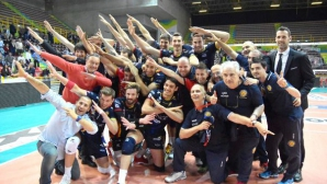 Бранко Грозданов и Равена излъгаха Пиаченца за 5-о място в Италия