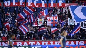 Засилват мерките за сигурност преди ПСЖ - Монако