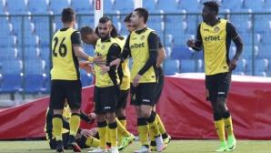 В битка за финала: Ботев (Пловдив) - Верея 1:0