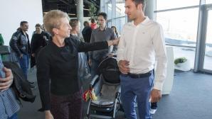БФСки закри сезона с кюлчета злато за Радо Янков и Сани Жекова