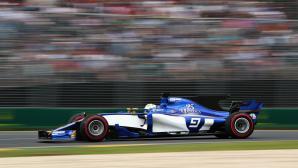 Заубер преговарят с Хонда за двигатели