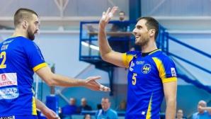 Иван Колев и Ница отпаднаха на полуфиналите във Франция