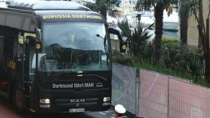 Пак проблем с рейса на Дортмунд