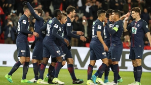 5:0! ПСЖ не пожали резервите на Монако (видео)