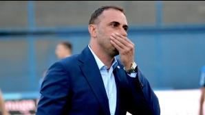 Динамо оставя Петев и за следващия сезон, но при едно условие