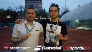 Георги Гелков спечели втория си турнир в ИТЛ след две години прекъсване