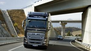 Volvo FH 16 със 750 кс, най-мощният сериен камион в света, вече е в автопарка на българска компания