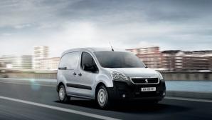 Peugeot и Volkswagen разкриха експонатите си за TRUCK EXPO 2017