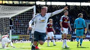 Рууни иска да е звездата на Юнайтед в края на сезона
