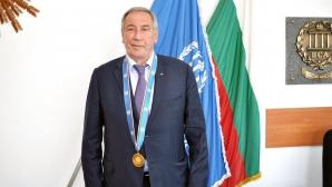 Шефът на руския тенис с признание за особени заслуги