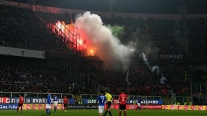 ФИФА глоби Албания заради изцепки на феновете