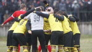 Миньор Пк с проблеми в атака за мача с Германея