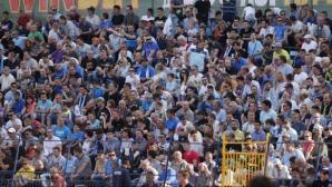Страхотна атмосфера в Русе (видео)